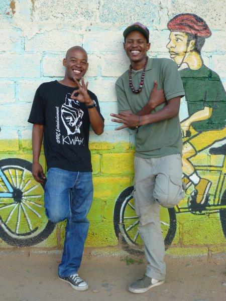 Boys in Soweto