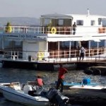 Cruiseboat Lady Betty Kafue River