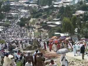Hoofdstad Ethiopie