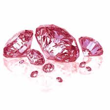 Een perfecte roze diamant is van enorme waarde