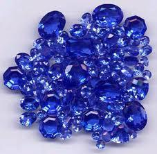 De blauwe edelsteen uit Tanzania is uniek