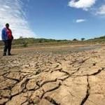 Botswana wacht op de regens