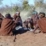 Bushemen Botswana